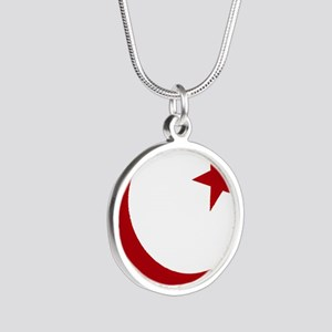 star and crescent Necklaces