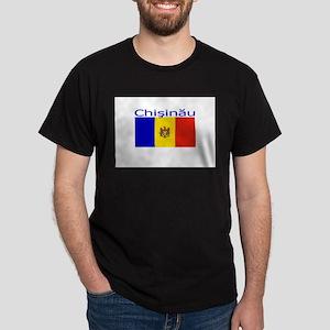 Chisinau, Moldova Dark T-Shirt
