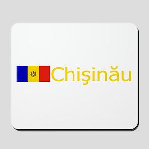 Chisinau, Moldova Mousepad