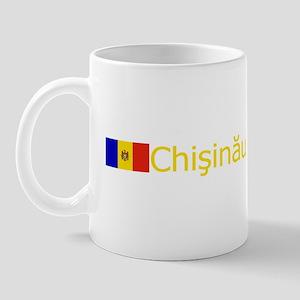 Chisinau, Moldova Mug