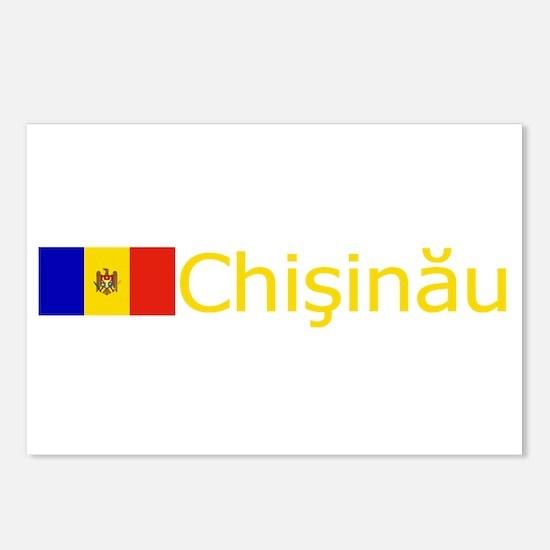 Chisinau, Moldova Postcards (Package of 8)