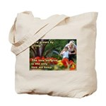 Love Grows Tote Bag