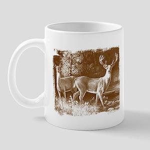 Wildlife Deers Mug