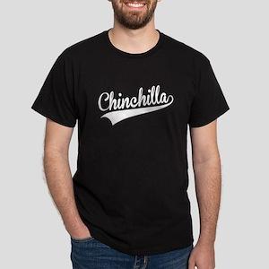 Chinchilla, Retro, T-Shirt