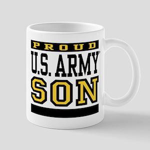 Proud U.S. Army Son Mug
