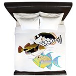 3 Triggerfish King Duvet