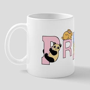 Priya's Alphabet Mug