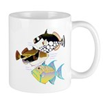 3 Triggerfish a Mugs