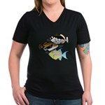 3 Triggerfish a T-Shirt