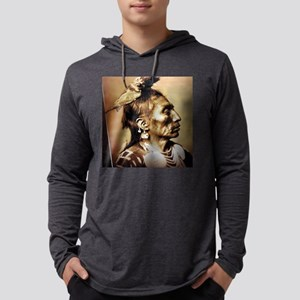 side indian Long Sleeve T-Shirt