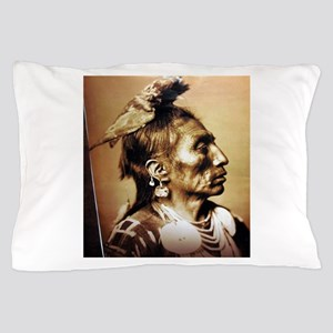 side indian Pillow Case