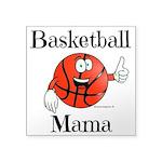 Basketball Mama Sticker