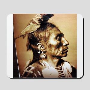 side indian Mousepad