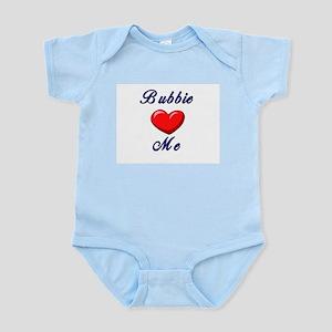 Bubbie Loves Me Infant Bodysuit