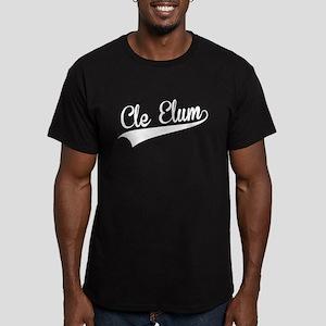 Cle Elum, Retro, T-Shirt