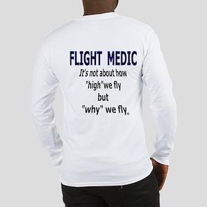 FLIGHT MEDIC Long Sleeve T-Shirt