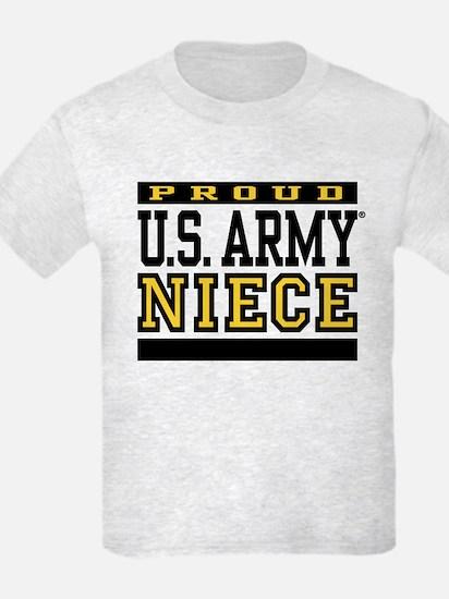 Proud U.S. Army Niece T-Shirt