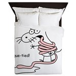 tongue Queen Duvet