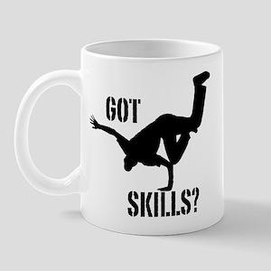 Got Skillz? Mug