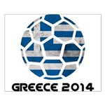 Greece World Cup 2014 Small Poster