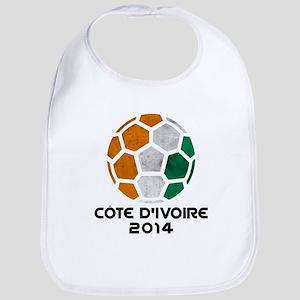Côte d'Ivoire World Cup 2014 Bib
