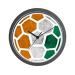 Côte d'Ivoire World Cup 2014 Wall Clock
