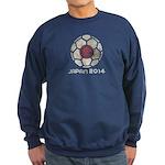 Japan World Cup 2014 Sweatshirt (dark)