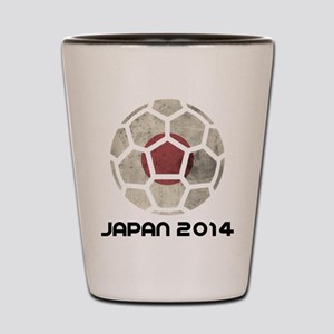 Japan World Cup 2014 Shot Glass