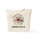 Japan World Cup 2014 Tote Bag