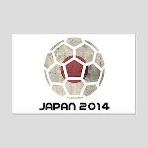 Japan World Cup 2014 Mini Poster Print