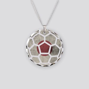 Japan World Cup 2014 Necklace Circle Charm