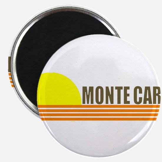 Monte Carlo Sunset Magnet