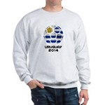 Uruguay World Cup 2014 Sweatshirt