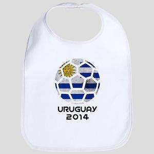 Uruguay World Cup 2014 Bib