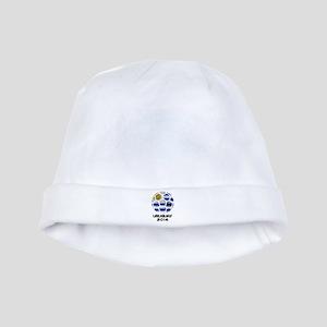Uruguay World Cup 2014 baby hat