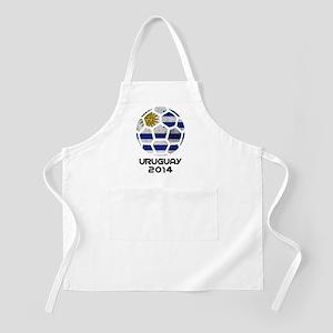Uruguay World Cup 2014 Apron