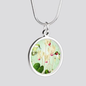 Modern Vintage French Hummingbirds Necklaces
