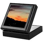 Night Mountain Keepsake Box