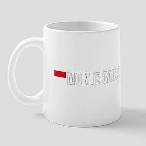 Monte Carlo Flag II (Dark) Mug