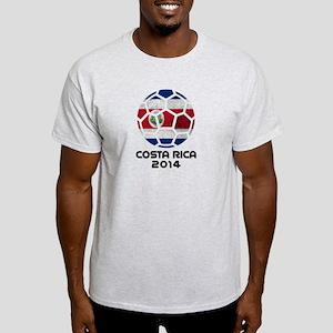 Costa Rica World Cup 2014 Light T-Shirt