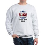 Costa Rica World Cup 2014 Sweatshirt