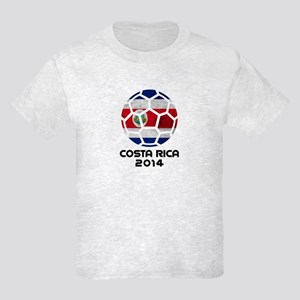 Costa Rica World Cup 2014 Kids Light T-Shirt