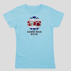 Costa Rica World Cup 2014 Girl's Tee