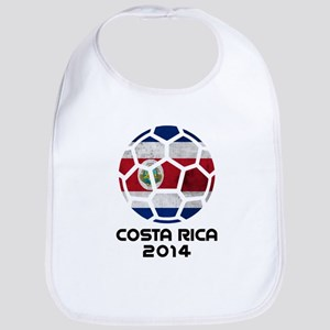 Costa Rica World Cup 2014 Bib