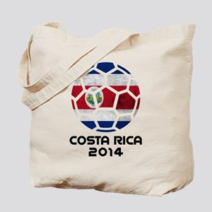 Costa Rica World Cup 2014 Tote Bag
