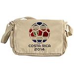 Costa Rica World Cup 2014 Messenger Bag