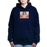Build A Real Wall Women's Hooded Sweatshirt