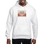 Build A Real Wall Hooded Sweatshirt