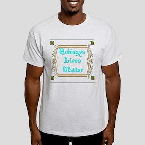 Rohingya Lives Matter tee T-Shirt