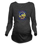 VP-40 Long Sleeve Maternity T-Shirt